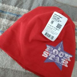 A new hat for a volume of 52-54 cm