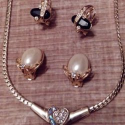 Jewelry of the 90s of the 20th century
