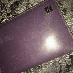 Gillian auto document purse