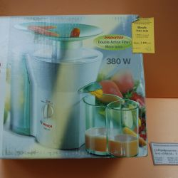 Bosch MES 1020 juice extractor