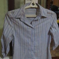 Blouse-shirt