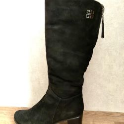 Cool Suede Winter Boots 39 pp
