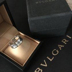 Bvlgari Ring Original !!! ? white gold