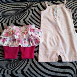 Νέα ρούχα για το κορίτσι