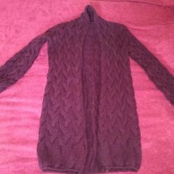 Knitted Cardigan Cardigan