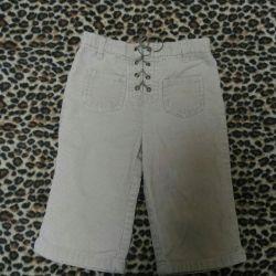 Trousers corduroy size 74