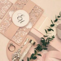 Приглашение Premium Wedding Invitation