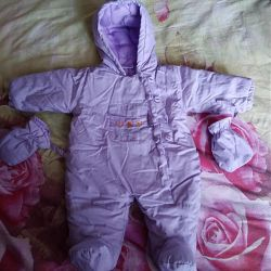 Clothing for girls 0-4