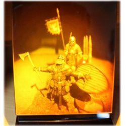 Голограммы 3D c подсветкой