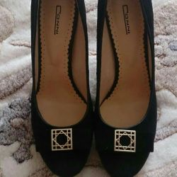 Bayan ayakkabı, CONNI, hakiki deri, yeni