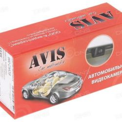 Rear View Camera Avis AVS310CPR (980CMOS)