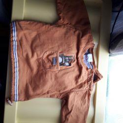 Warm sweater tight 74 size