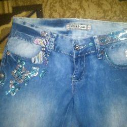 Jeans fantezie
