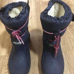 Гумові чоботи Котофей 30-32 розмір