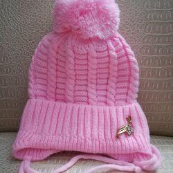 Demi-sezon şapkası.