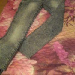 Jeans pentru înălțimea 150-155