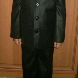 School suits.