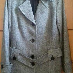 Short coat DOMINI wool