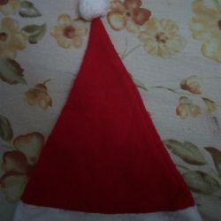 New Year's cap