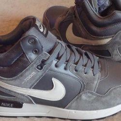 Kış spor ayakkabı Nike Zoom gri 0