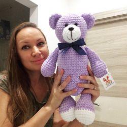 Teddy bear 40-50 cm