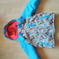 Winter set, winter jacket gusti