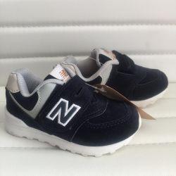 Yeni sneakers boyutları 20-26 boyutları