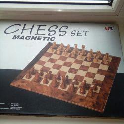 Μαγνητικό σκάκι