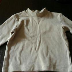 turtleneck new cotton
