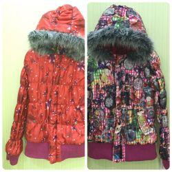 Yerli ceketler Desigual İspanya р.13-14 лет