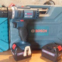 Bosch 26v κατσαβίδι