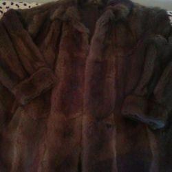 Ένα γούνινο παλτό