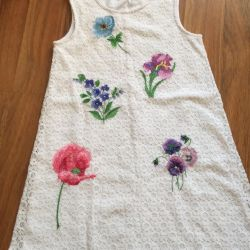 Dress elegant 7-9 years