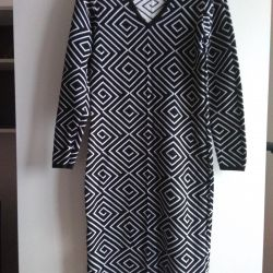 Dress zarina knitwear (cotton) p. 46