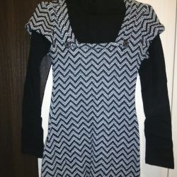 Women's warm dresses