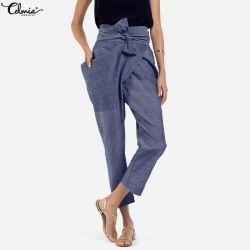 Trousers female new size 46