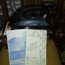Σίδερο Bosch TDA 2430 Sensixx cosmo