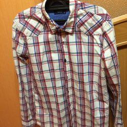 Men's shirt colins