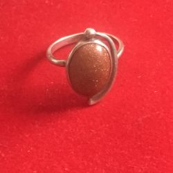 Silver Ring test 925.