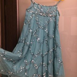 Beautiful dress f.Monsoon p. 5-6 years