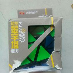 MoYu Guanlong Pyraminx Güncelleme Sürümü (etiketleme)