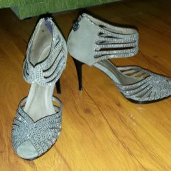 New Suede Sandals 38