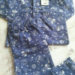 New children's pajamas, children's things