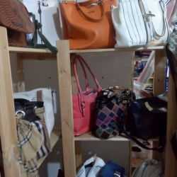 Sell your stuff, shoes, bags