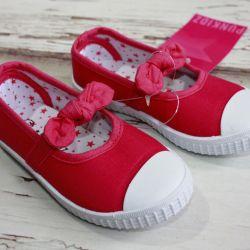 NEW Bright sneakers fuchsia Punkidz (France)