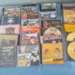 Music discs