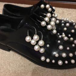 Ботинки женские крутые