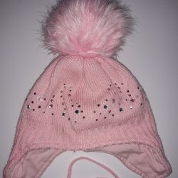 Cap insulated on girl