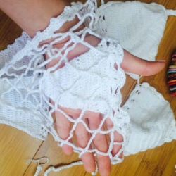 New knitted swimsuit