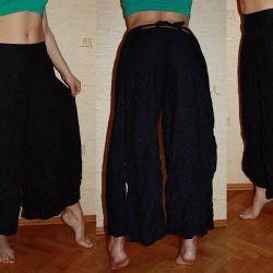 Ρουχισμός παντελόνι ελεύθερο μέγεθος